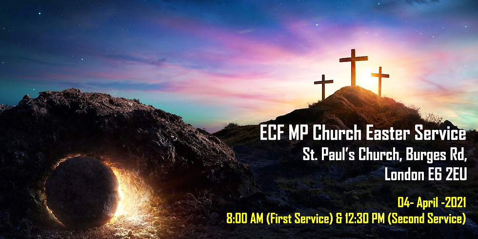 Easter Service | 8:00 AM (First Service)
