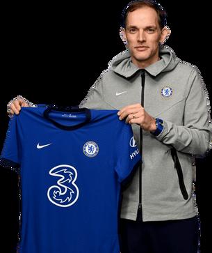 Thomas Tuchel First Chelsea Match FM21 Tactic