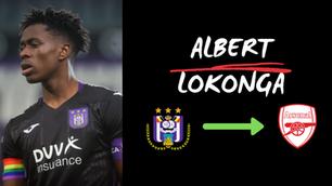 Albert Lokonga Analysis & What Arsenal Can Expect - Scout Report Analysis