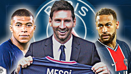 PSG Tactics with Lionel Messi | Tactical Analysis | FM21 Tactic