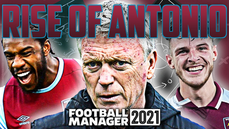 VIDEO: Moyes' 4-2-3-1 West Ham Masterclass | Tactical Analysis & FM21 Tactic