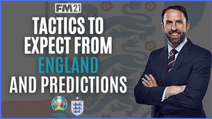 VIDEO: England Euro's 2020 Tactical Analysis + FM Tactic