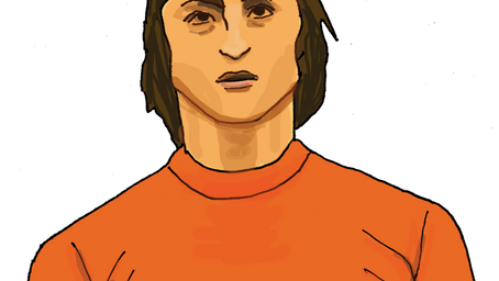 Total Football - Johan Cruyff's 3-4-3
