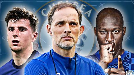 Thomas Tuchel Tactics | Lukaku at Chelsea | Tactical Analysis | MONSTER FM21 Tactic