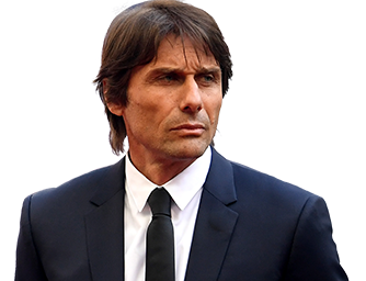 The Godfather: Antonio Conte's Nerazzuri 3-5-2 by Boroboy