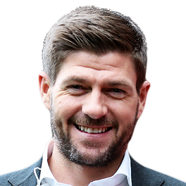 Steven Gerrard's 4-3-3 Rangers Recreation
