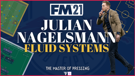 Julian Nagelsmann The Master of the Press! - FM 21 Tactical Analysis