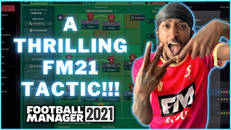 THRILLING Unbeaten FM21 Tactic - Tore the League Apart