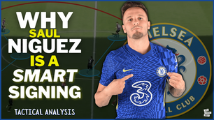 VIDEO - Saul is a SMART Signing! Saul Niguez Scout Report