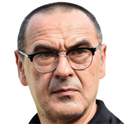 Maurizio Sarri's Sarriball 4-3-3