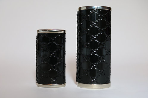 Gucci Lighter Sleeve (Black Patent Leather)