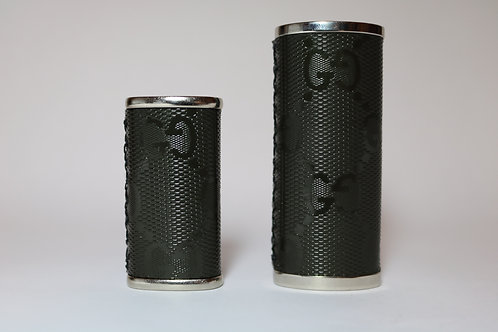 Gucci Lighter Sleeve (Dark Green Patent Leather)
