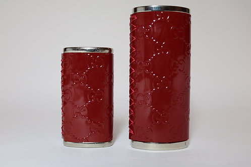Gucci Lighter Sleeve (Red Patent Leather)