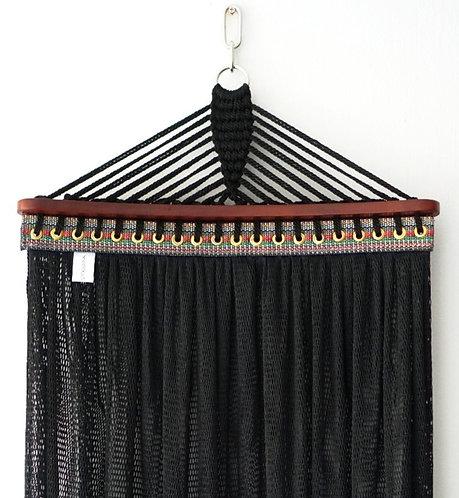 Black Sapphire Netting (Firm)