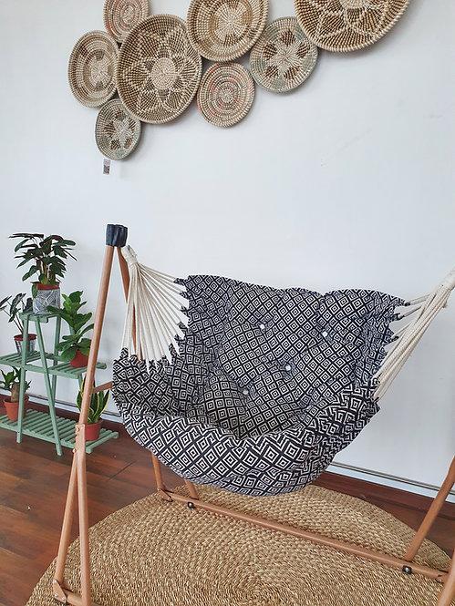 Luxe Swing Chair w/o Hammock Netting