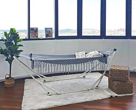 Honolulu Ash Grey Resort + Classic Plus Swing Chair