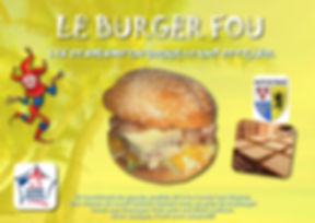 BUGER MAROILLE,LE BURGER FOU LA LONDE LES MAURES