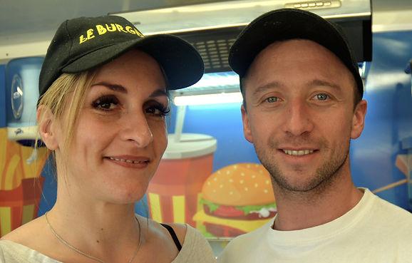 Le Burger Fou - Lalonde Les maures - Le Staff