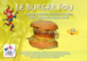 LE BURGER FOU LA LONDE LES MAURES