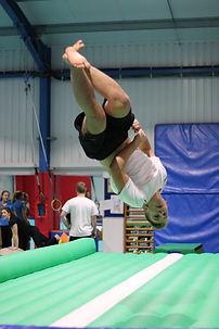 Gymnastics Factory adult gymnastics