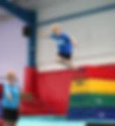 Gymnastics Factory brave gymnastics