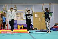 Gymnastics Factory teen Gymnastics