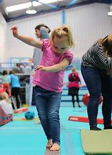 Gymnastics Factory preschool gymnastics