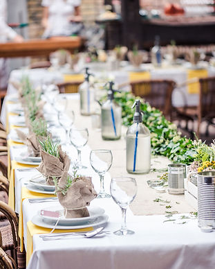 Kreative Hochzeit Dekoration