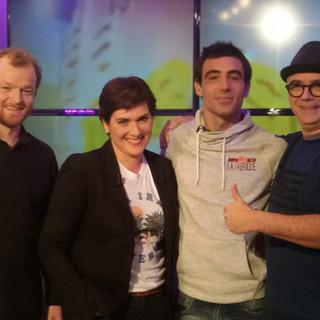 Alan Roura- TV Vendel