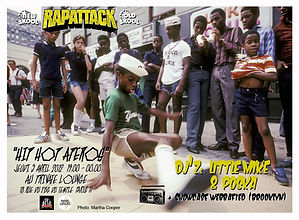 Hip Hop Aperos