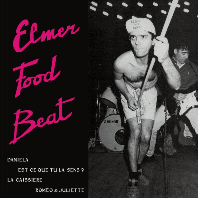 Elmer Food Beat - Maxi 45 T
