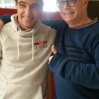 Alan Roura TV Vendel