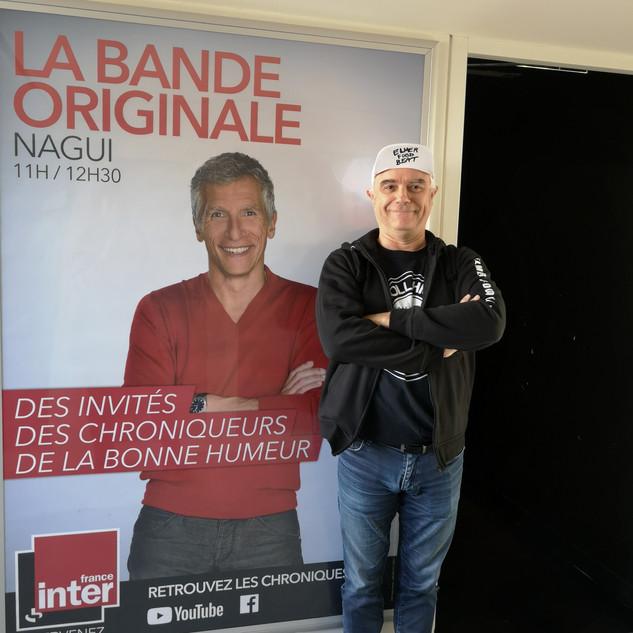 France Inter - Nagui La bande Originale