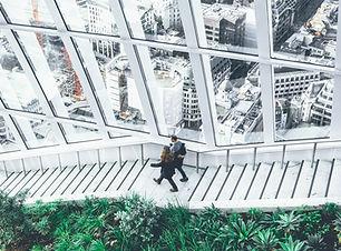 immeuble, building, escaliers, cage d'escalier