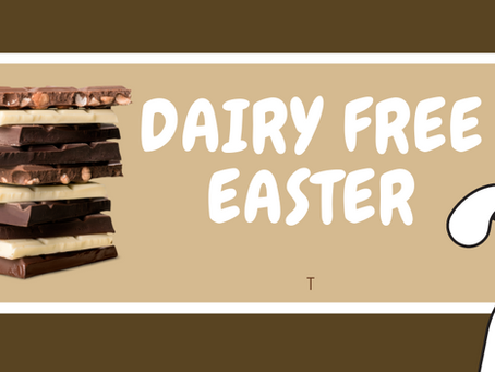 A Dairy Free Easter
