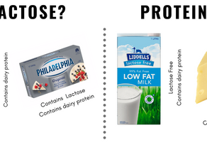 WHY AM I REACTING TO DAIRY?