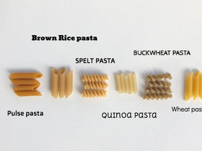 Have you just grabbed a gluten free pasta that is high in salicylates?