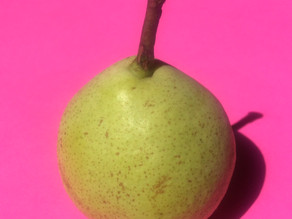Pears: the only fruit low in salicylates