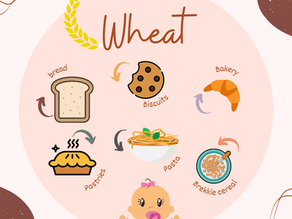 Is my baby sensitive to wheat?