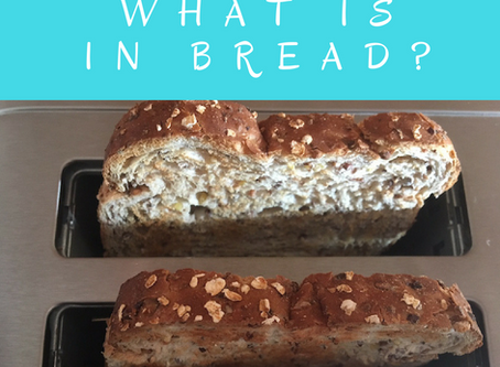WHY AM I REACTING TO BREAD?