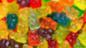 Artificial colours in lollies can cause issues