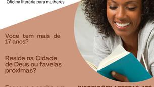 VOZES FUNDAMENTAIS - Oficina literária para mulheres periféricas