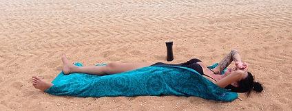 Beach Towel without Towel Tac'r