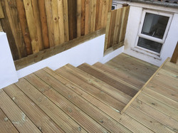 Stairs Decking