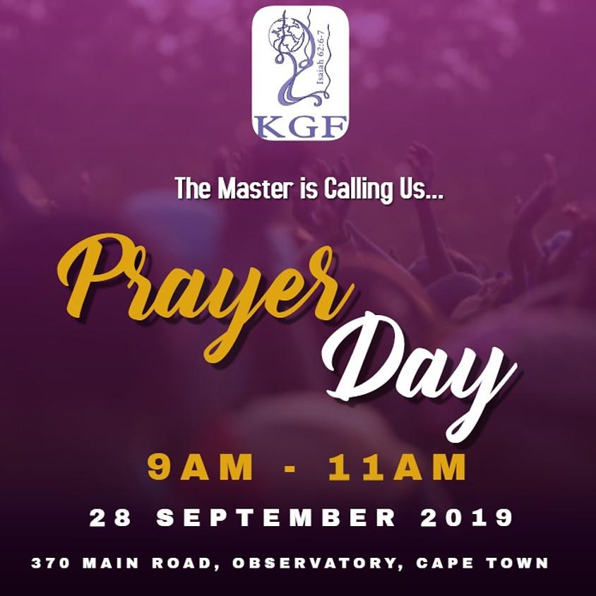 KGF Prayer Day 2019