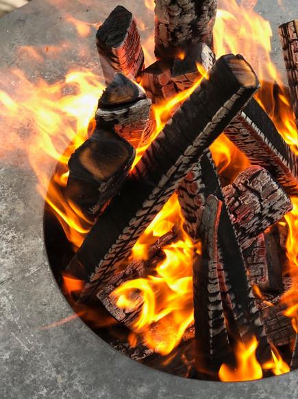 Feuerschale Feuer Feuerring