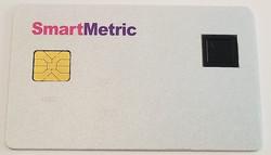smartmetric card