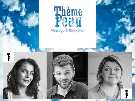 Bienvenue sur Thème Peau - Réseau de Praticiens Indépendants en Massage & Relaxologie