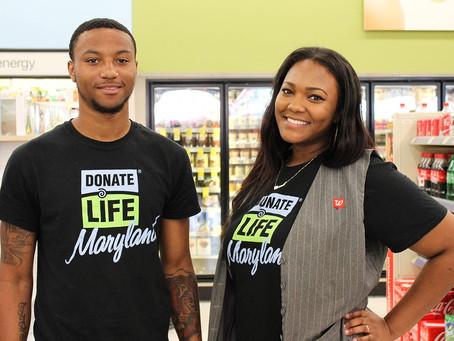 Donate Life ECHO at Walgreens