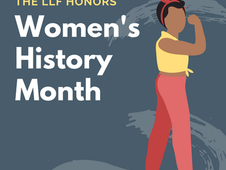 A Review of Women's History Month Celebration at The LLF